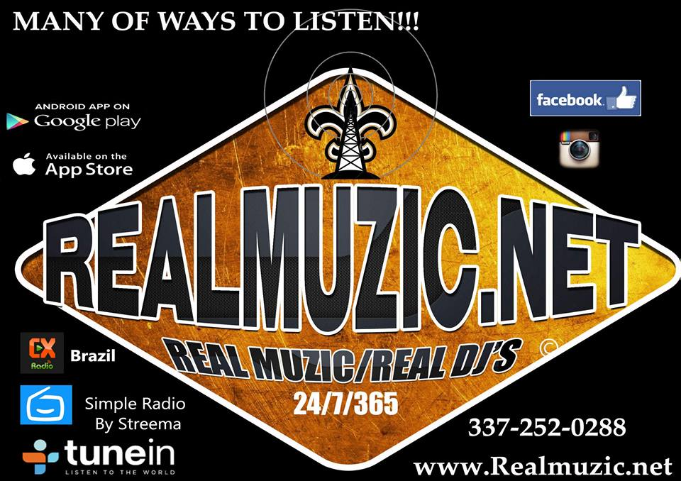 THE ONLINE RADIO STATION WITH THE BEST OF SOUTHERN SOUL, BLUES, OLD SCHOOL, R&B, NEO-SOUL, JAZZ, ZYDECO, & GOSPEL 24/7/365