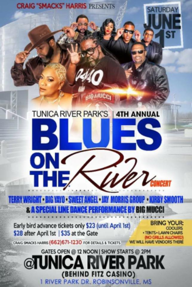 bluesontheriver