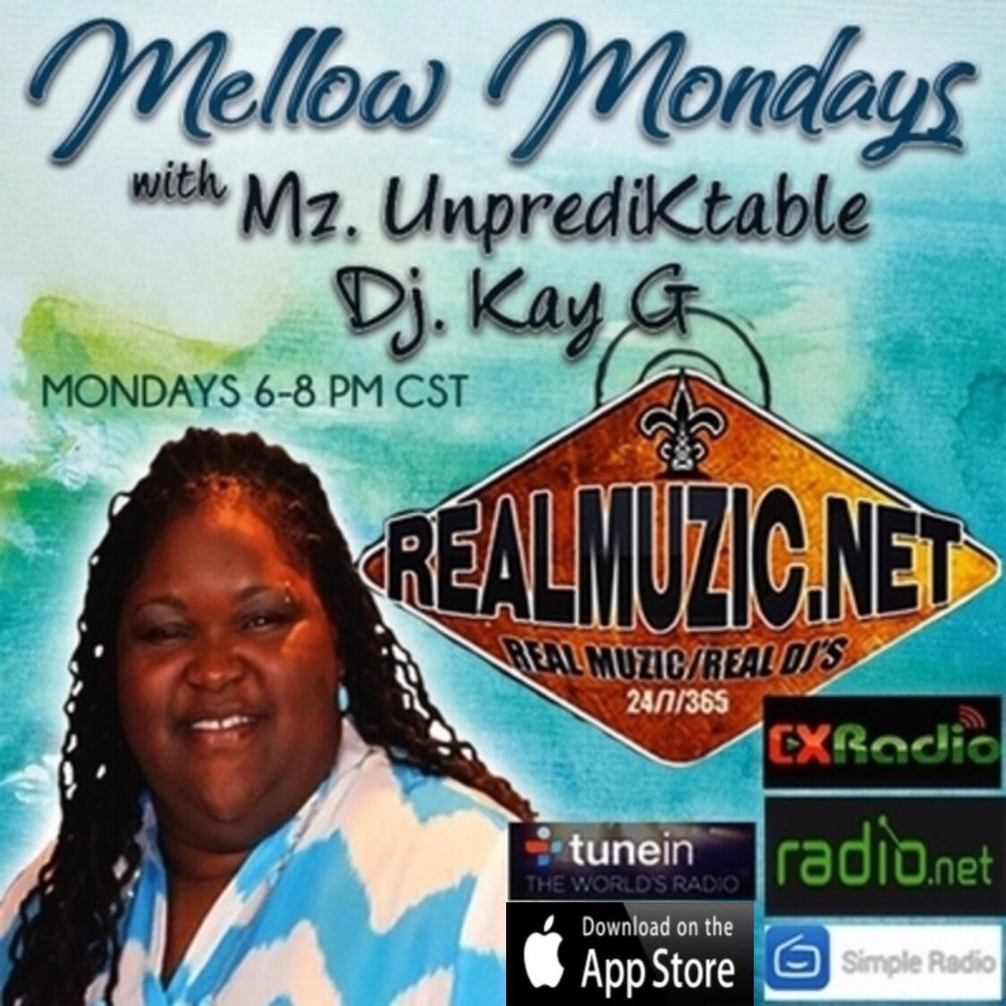 Mz UnprediKtable DJ Kay G