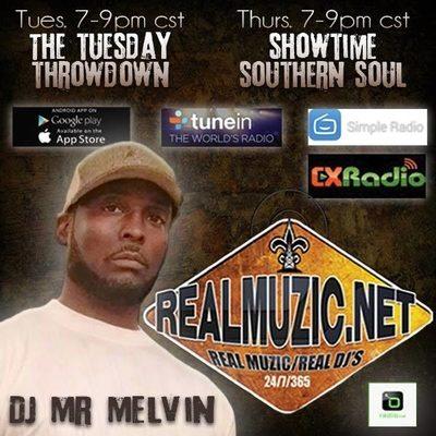 DJ Mr Melvin